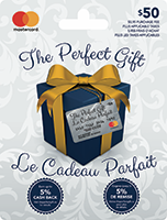 The Perfect Gift MC 50