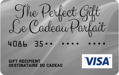 4a284e64efa Cardholder Agreement VISA 408635 - The Perfect Gift™